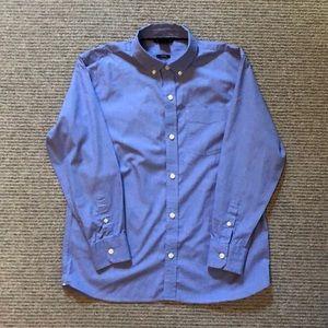 Gap button down dress shirt. Boys XL husky.